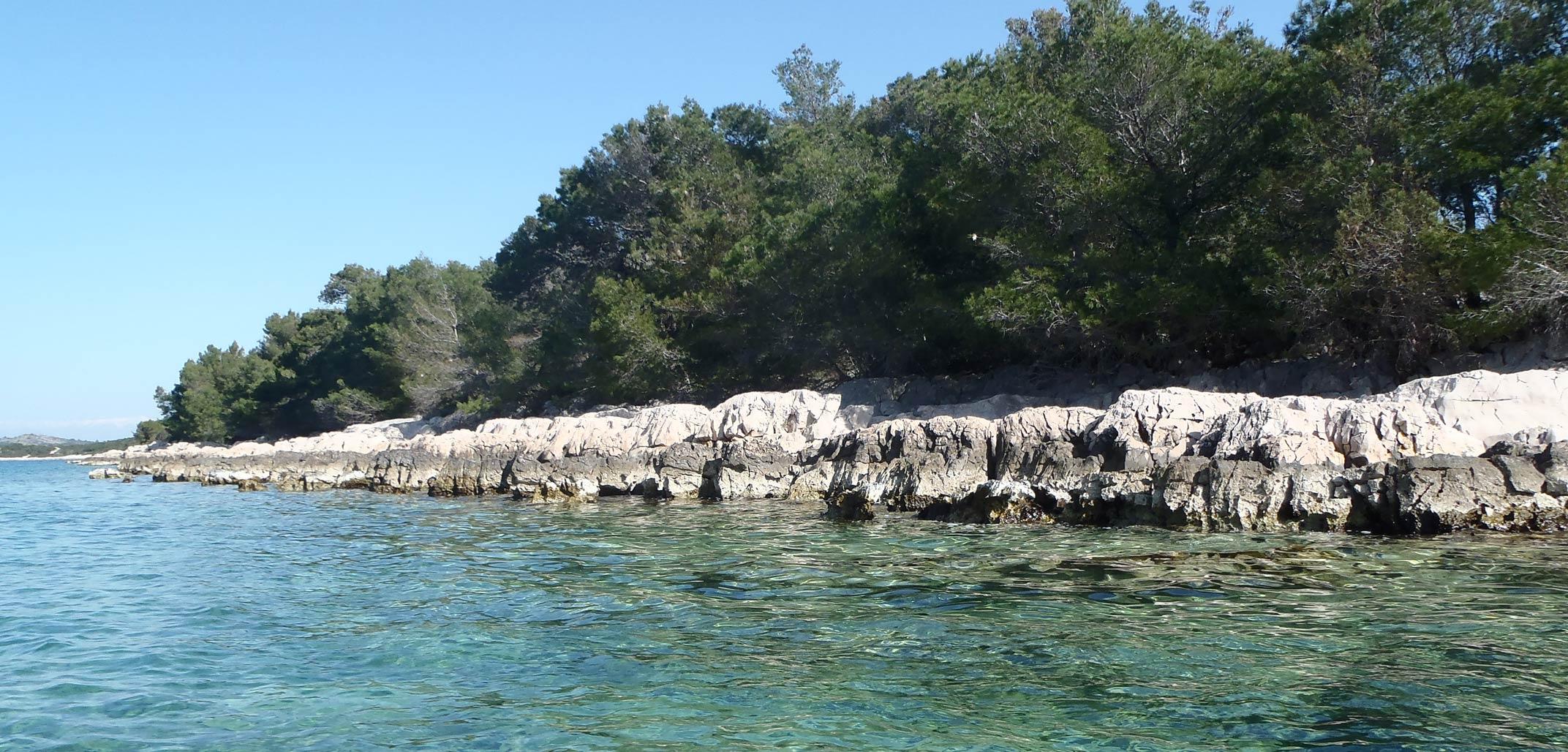 Croatie – Parc national des Kornati