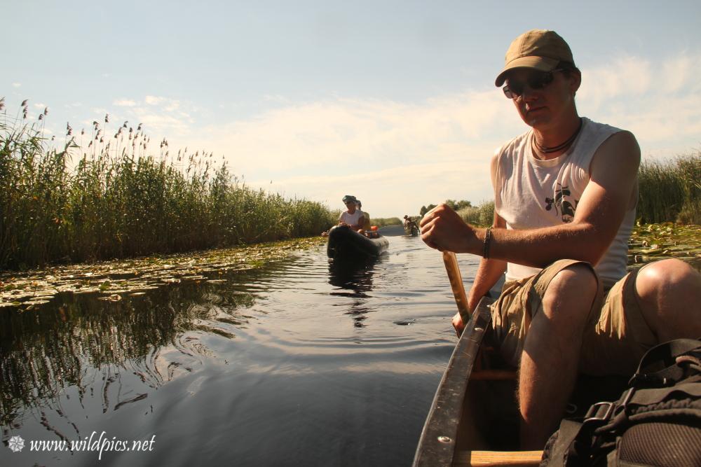 Roumanie – Delta du Danube
